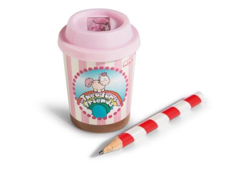NICI Spitzer Milch-Shake Theodor mit Bleistift