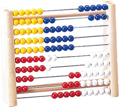 Rechenmaschine 100 Perlen