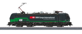 Märklin 36193 E-Lok BR 193 European Locomotive Leasing
