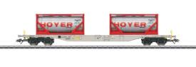 H0 Container-Tragwagen SE