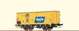 H0 GÜW G10 DB III Felix