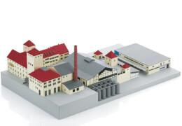 Bausatz Brauerei Weihenstephan 2