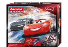 Carrera GO!!! - Disney/Pixar Cars 3: Fast not Last