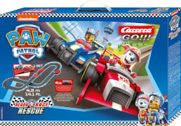 CARRERA GO!!! BATTERY OPERATED - PAW PATROL - READY RACE RESCUE