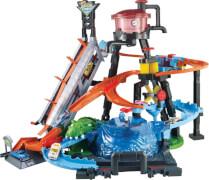 Mattel FTB67 Hot Wheels City Ultimative Autowaschanlage