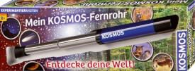 Kosmos Experimentierkasten Mein Kosmos - Fernrohr