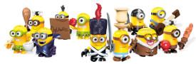 Mattel Mega Bloks Minions Movie Blind Packs