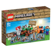 LEGO® MinecraftT 21116 Crafting-Box