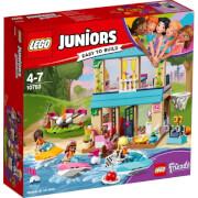 LEGO® Juniors 10763 Friends Stephanies Haus am See, 215 Teile, ab 4 Jahre