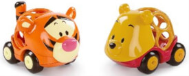 Oball Disney Baby Go Grippers Winnie the Pooh and Friends