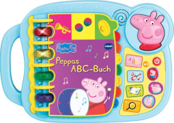 Vtech 80-518004 PEP Peppas ABC-Buch