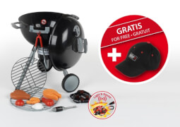Theo Klein Weber Kinder-Kugelgrill One Touch + Basecap