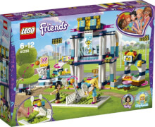 LEGO® Friends 41338 Stephanies Sportstadion, 460 Teile, ab 6 Jahre