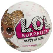 L.O.L. Surprise Dolls Glitter Asst in Sidekick