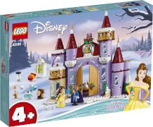 LEGO® Disney Princess 43180 Belles winterliches Schloss