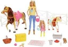 Mattel FXH15 Barbie Hugs 'N' Horses (blond)