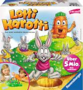 Ravensburger 215560 Lotti Karotti, Familienspiel