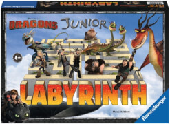 Ravensburger 212057  Dreamworks Dragons Junior Labyrinth