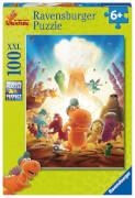 Ravensburger 109203  Puzzle Die Abenteuer vom Drachen Kokosnuss 100 Teile