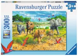 Ravensburger 132195 Puzzle Afrikas Tierkinder  300 Teile