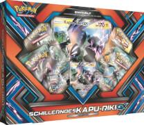 Pokémon Shiny Kapu-Riki-GX Box