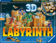 Ravensburger 26113 Das verrückte Labyrinth 3D