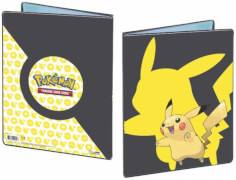 Pokémon Pikachu 2019 9-Pocket Portfolio
