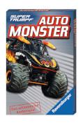 Ravensburger 203048  Quartett Auto Monster, Kartenspiel