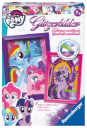 Ravensburger 183395 Glitzerbilder My little Pony