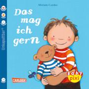 Buch ''Baby Pixi - Band 41: Das mag ich gern'', 16 Seiten, ab 12 Monate