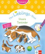 Lieblings-Block Tierkinder