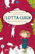 Arena Mein Lotta-Leben Band 1: Alles voller Kaninchen, Lesebuch, 192 Seiten, ab 9 Jahren