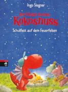 Der kleine Drache Kokosnuss - Schulfest auf dem Feuerfelsen, Band 5, Gebundenes Buch, 80 Seiten, ab 6 Jahren