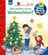 Ravensburger 32954 Wieso?Weshalb?Warum? Junior 44: Weihnachten