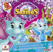 CD Safiras 1: Nanami und das traumhafte Buch
