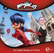 CD Miraculous 6: Darkblade