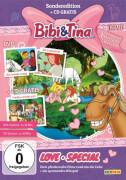 Bibi und Tina - Love-Special: Der fremde Junge / Der Liebesbrief (DVD)