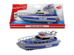 Dickie Police Boat
