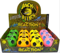 Bounce- Ball Jack Attack Reaction, 9cm