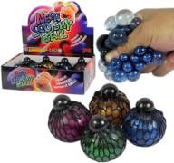 Meshy Ball Glitzer sortiert